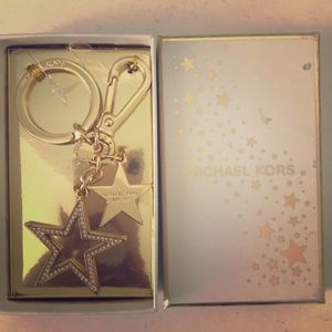 Michael Kors key chain